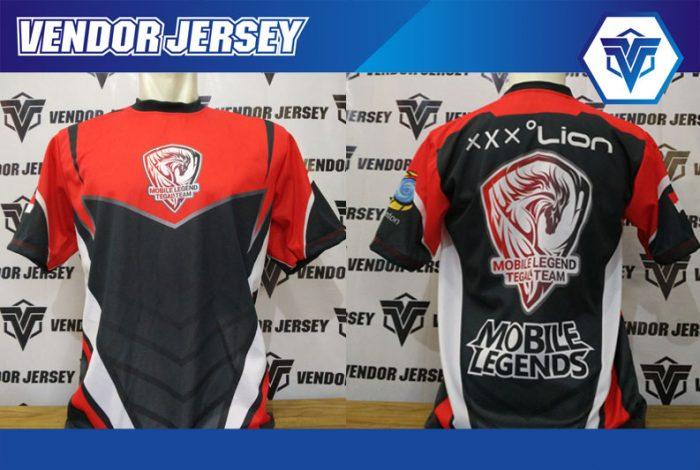 pesanan jersey mobile legends