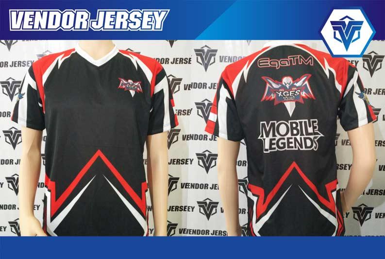 Jersey Printing Gaming / Esports