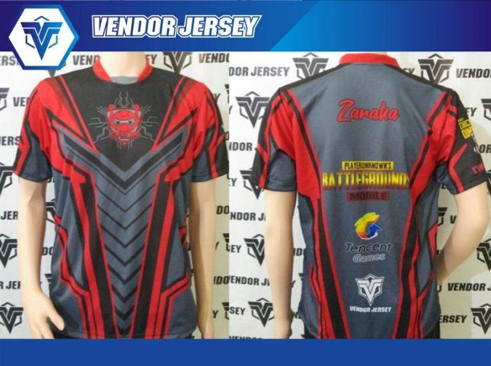 Pembuatan Jersey Esports