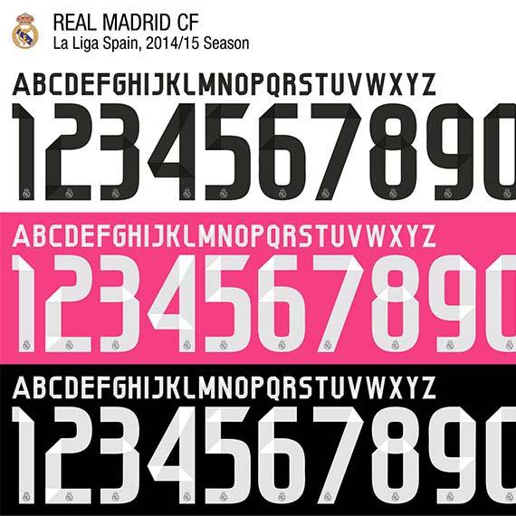font-real-madrid-2014-2015
